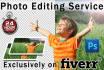 photoshop edit photo , retouching
