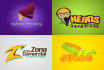do your logo in Professional and Awesome Design