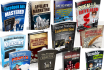 give 12 FRESH Marketing ebooks with mrr