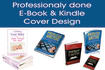design an attractive unique  eBook or kindle cover