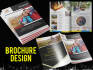 design excellent Brochure or Catalog
