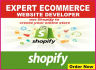 setup, customise, design, and manage your shopify store