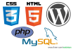 do any type of website  related work
