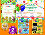create a kids birthday invite