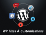 fix your Wordpress issues and errors