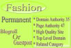 give You DA35 Fashion Permanent Guestpost