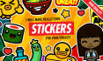make really AWESOME emojis sickers for your project