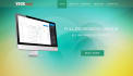 design nice PSD web template in Photoshop