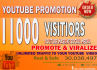 do Youtube Massive Social Media Promote and Viralize Organic Seo Campaign