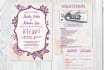 design a beautiful wedding invitation for you