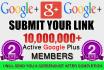 manual Promote Your Link 10 000 000 Google Members