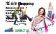 give you BLOGROLL homepage PR5 niche Shopping