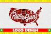 do extraordinary and superb 3 logo design