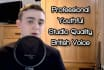 record a PROFESSIONAL British voice over or narration