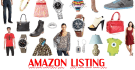 manually list 5 products on amazon store