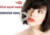 promote your YouTube video, viral Social Media method