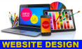 create custom professional website design