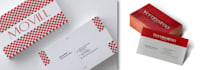 design 4 Amazing Business Cards in 24h with Source File