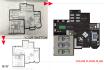 2d color floor plan