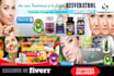 do quick web banner using Photoshop 24 hours