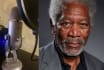 say anything as Morgan Freeman in a voiceover