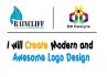 create Awesome Logo Design