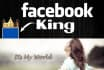 design a nice FACEBOOK cover page