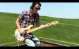 play and record the bass guitar for your song