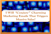 write CHARMING Emails For Your Email Marketing