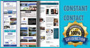 make awesome constant contact newsletter