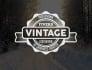 design professional Vintage logo,badge for you