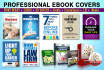 do 2 Ebook covers  in 24hrs