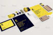 design a Corporate Stationery pack
