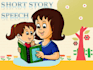 write amazing story and speech within 3 hours