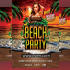 make Professional and Modern Styles Flyers Beach Party