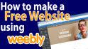 create edit weebly website