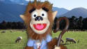 have SCOTTY the wolf create a custom puppet video