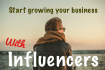 research your industries top influencers on social media
