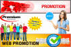 provide banner advertising on 15 Daily Websites for 4 Months
