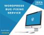 quick Wordpress Bug Fixing