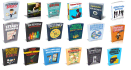 give you 100 marketing and business books with MRR