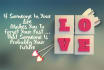 create a BEAUTIFUL valentines day card