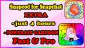 create a custom Snapcode Snapchat code