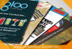 design eyecatching and Awesome Flyer,Brochure and Book Cover