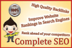 create 10 Manual High PR backlinks to your site