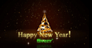 do this Video Intro merry christmas happy new year