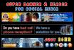 create SUPER banner and header for social media