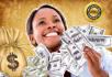 make a powerful money AMULET