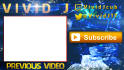 design static outro for your video