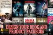 design Amazing eCover, workbook, Product Box Bundle